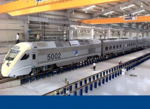 Locomotive Maintenance Facility for Saudi Railways Organization, Riyadh