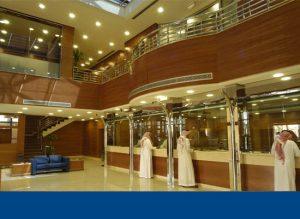 Saudi Investment Bank – Reception Area